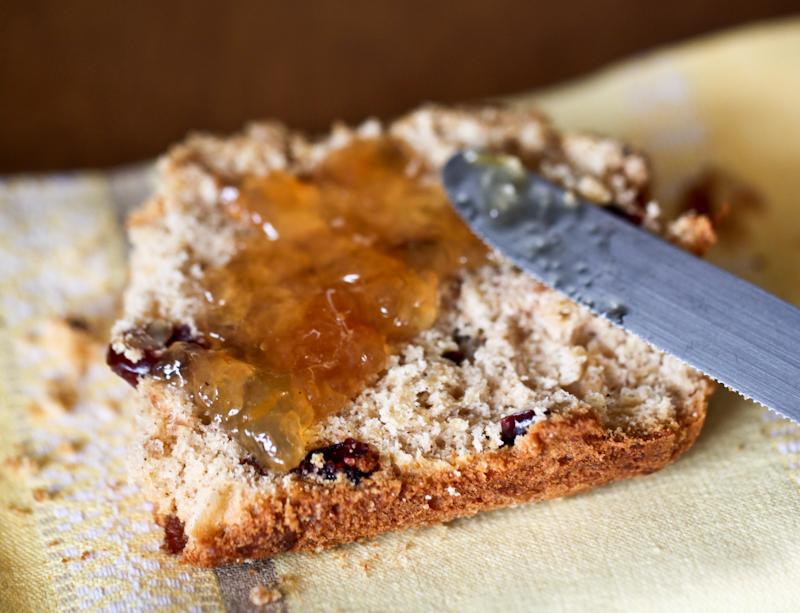 Foodology: Apple Spice Bread