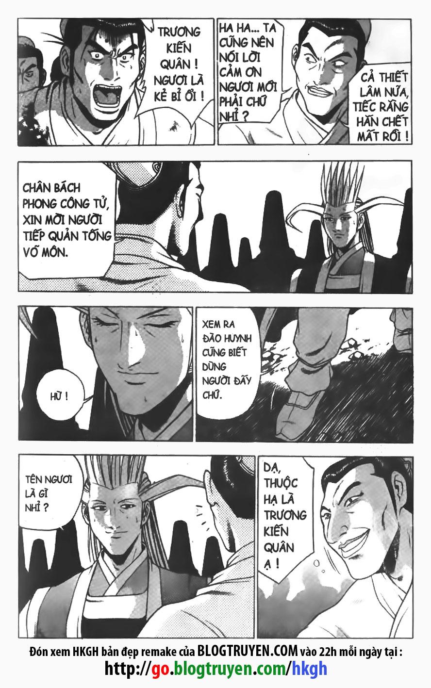 Hiệp Khách Giang Hồ chap 206 page 9 - IZTruyenTranh.com