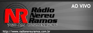 ouvir a Rádio Nereu Ramos AM 760,0 Blumenau