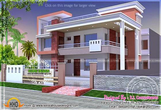 Modern home India