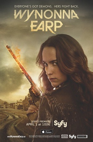 Wynonna Earp - 1ª Temporada Séries Torrent Download onde eu baixo