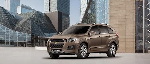 Bengkel dan Dealer Resmi Mobil Chevrolet