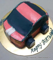 kek 3D ( Kereta)