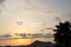 Por do Sol em Cabo Verde