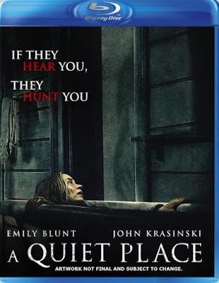 A Quiet Place 2018 Eng BRRip 480p 130mb ESub HEVC x265