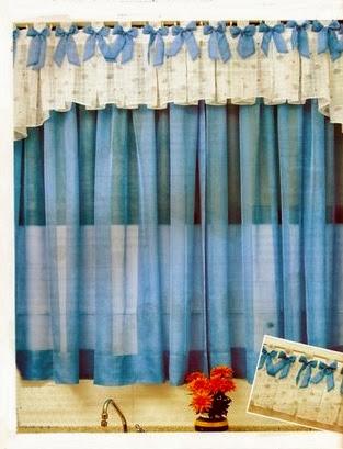 Volantes aprender manualidades es - Volantes de cortinas ...