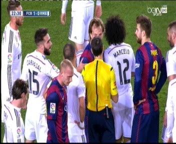 اهداف مبارة برشلونة  وريال مدريد || الكلاسيكو الاسبانى