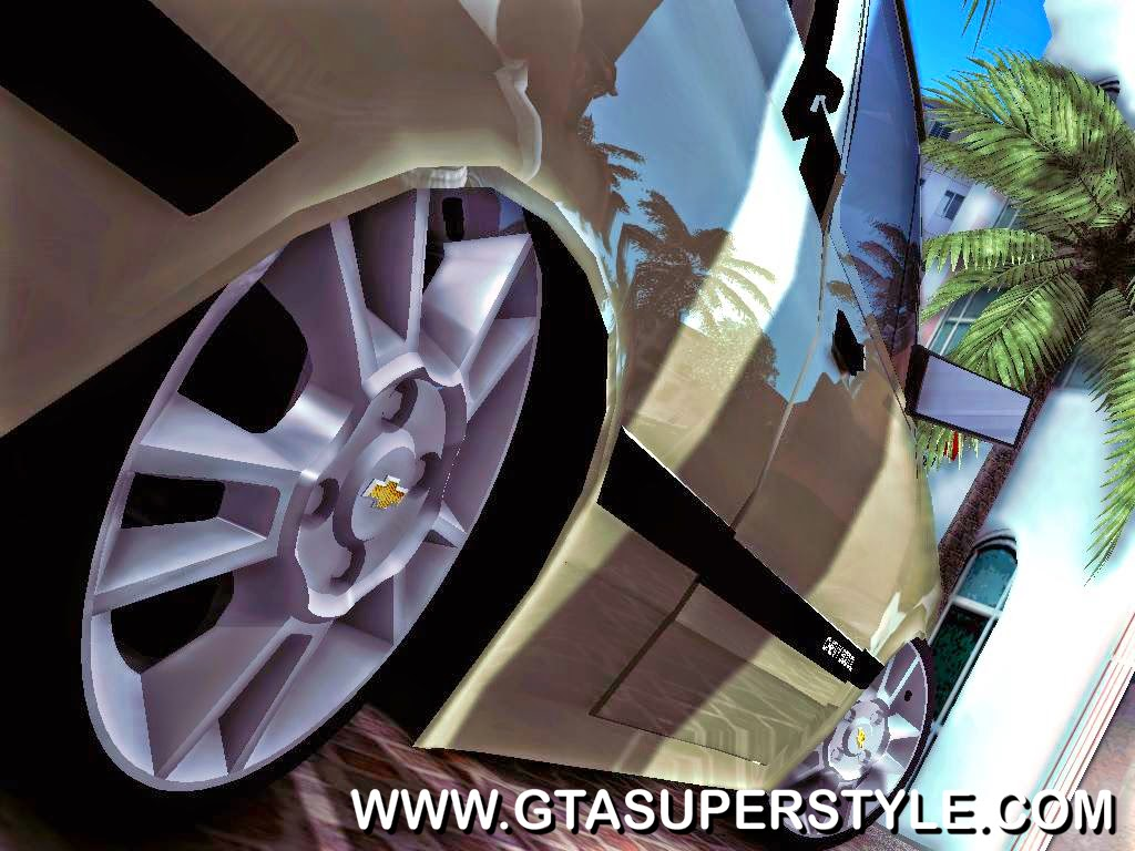 GTA SA - Chevrolet Chevy 500 + Roda Do Vectra Elite + Suspensão Fixa