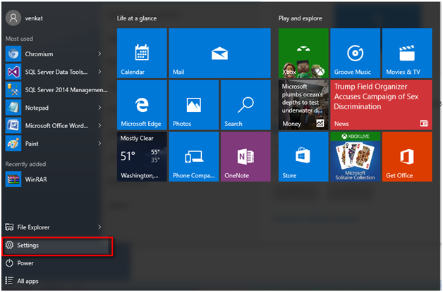 how to get full access on windows 10
