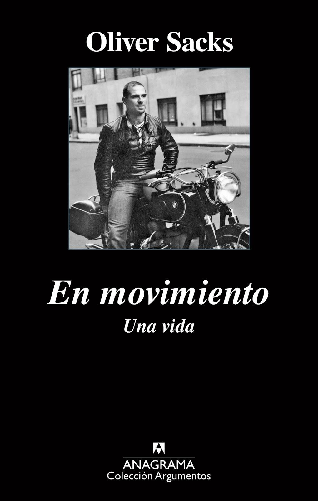 Resultado de imagen para En movimiento de una vida de Oliver Sacks