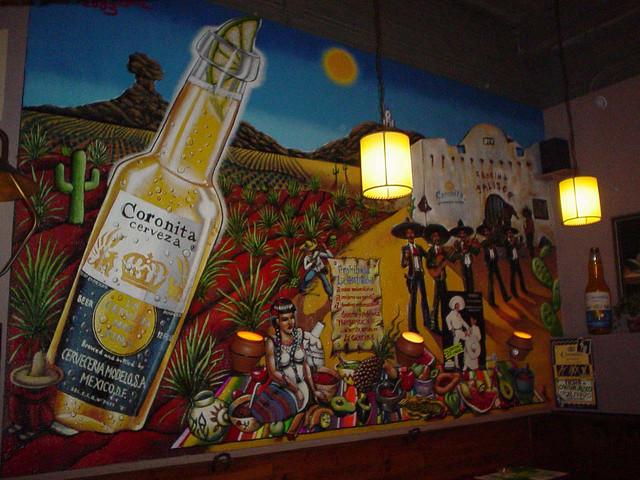 restaurante mejicanos en valencia: