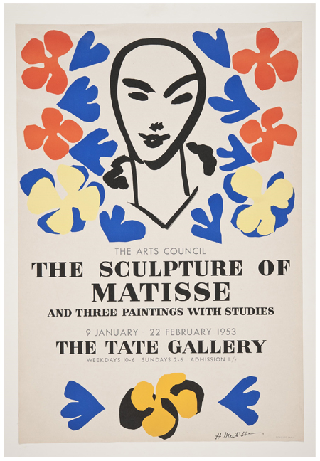 Lunch & Latte: Henri Matisse: The Cut-Outs at Tate Modern
