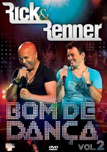 capa Download – Rick e Renner   Bom de Dança   Vol. 2 – DVDRip AVI + RMVB Nacional ( 2013 )