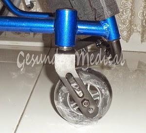 alamat distributor kursi roda fs721l 36