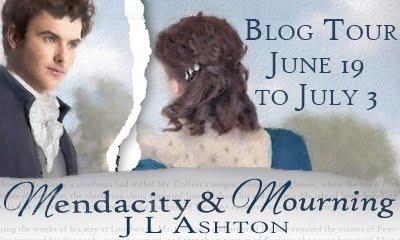 Mendacity & Mourning Blog Tour