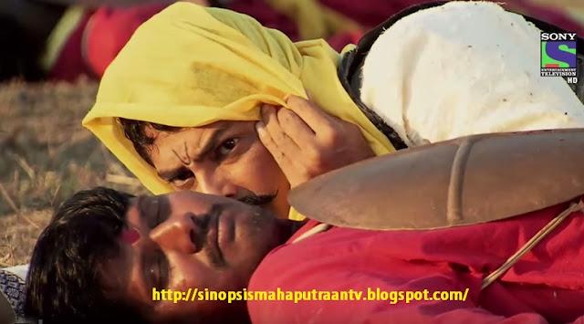 Sinopsis Mahaputra Episode 136