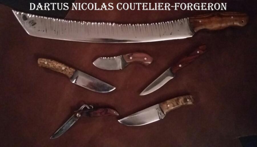 DARTUS NICOLAS COUTELIER-FORGERON