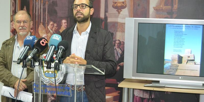 Ramón Luque, anuncia en la Prensa El III Encuentro de Poetas de Ahora 2015