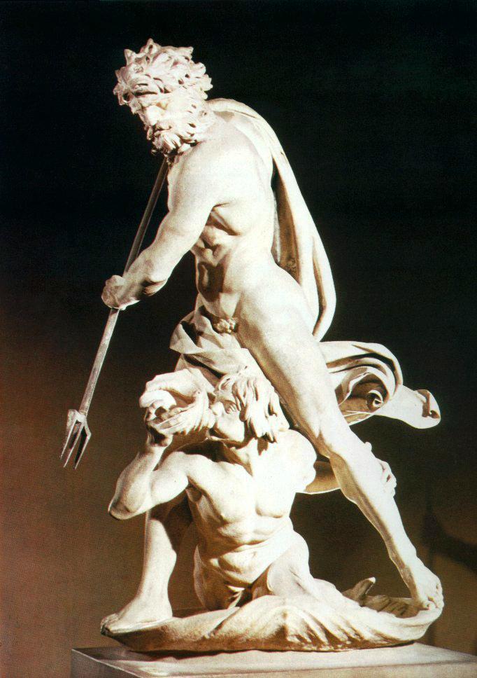 Neptune and Triton Gian Lorenzo Bernini