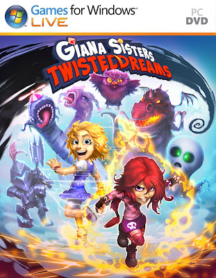 Free Download Giana Sisters: Twisted Dreams PC Game Full Version