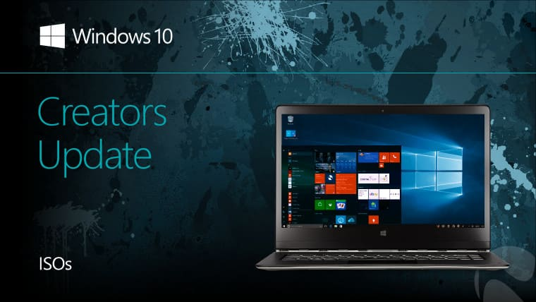 Windows 10 Creators Update AIO Torrent Imagem