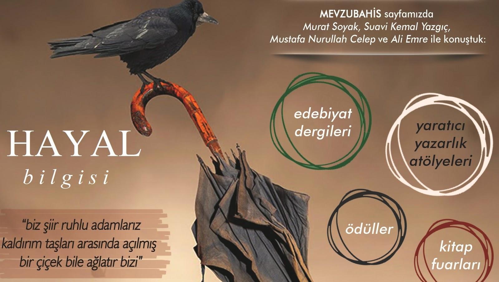 Hayal Bilgisi 13 - TRT'de Gündem Edebiyat'ta
