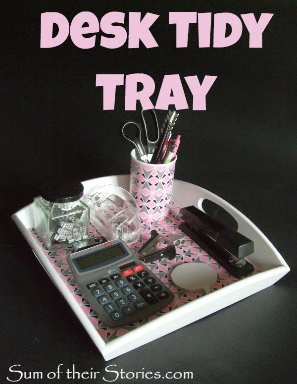 Desk Tidy Tray