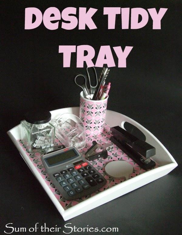 Desk Tidy Tray