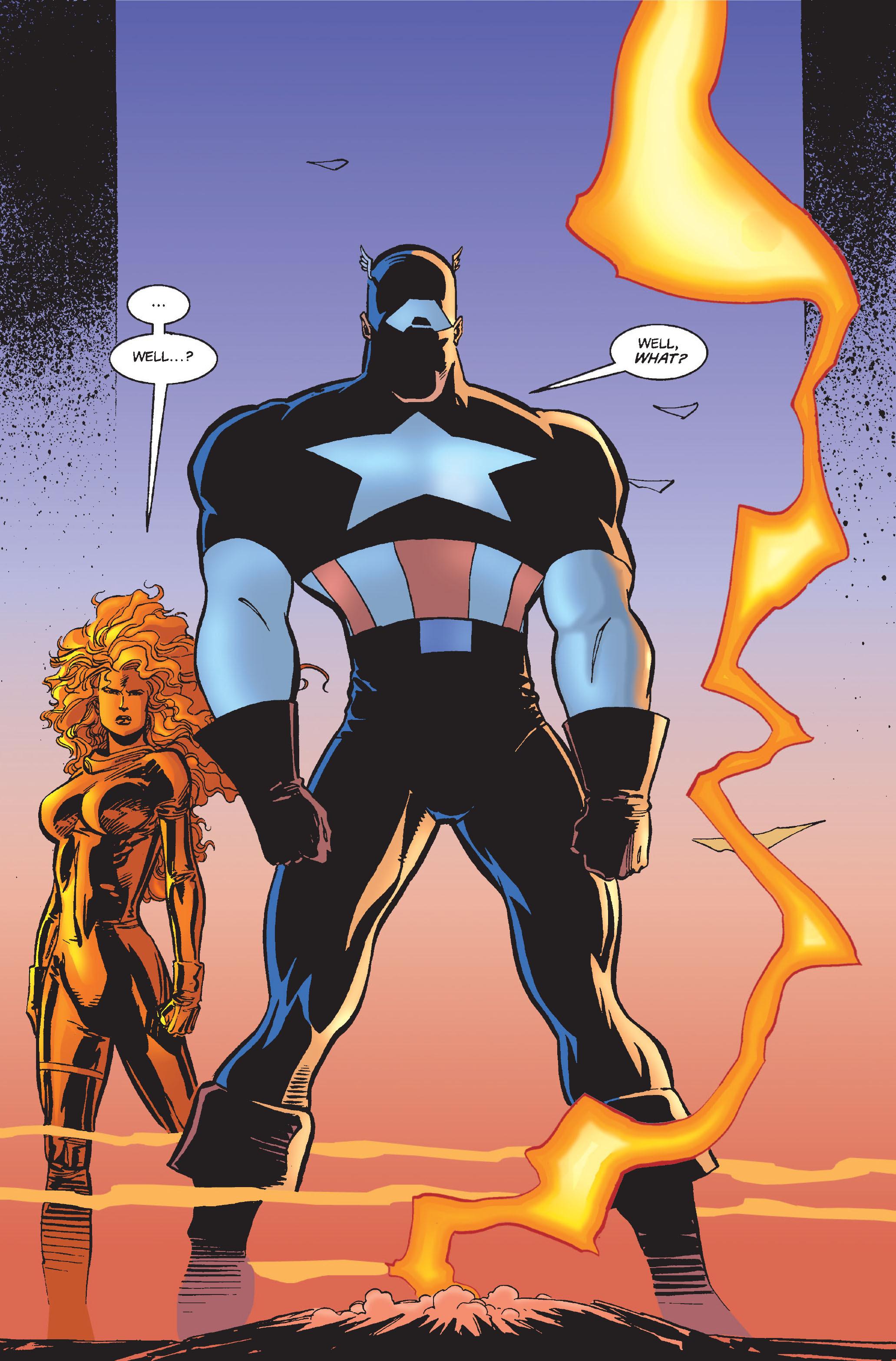 Captain America (1968) Issue #448 #402 - English 35