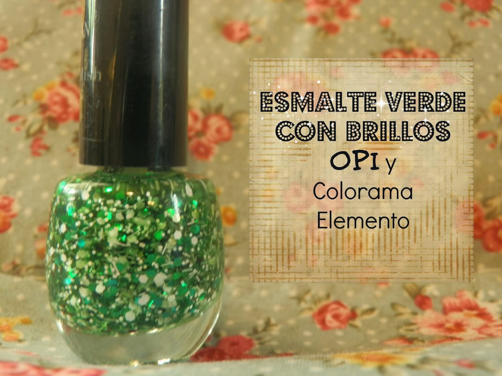 <img src=green glitter nail polish>