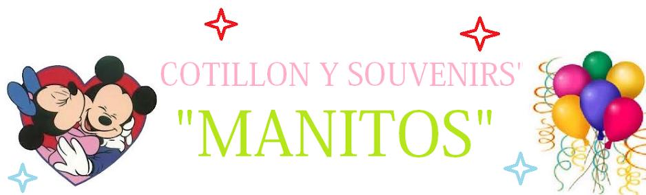 """Souvenirs y Cotillón """"Manitos"""""""