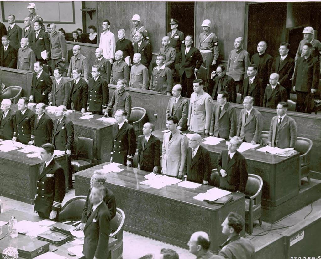 [画像をブログで見る] 極東国際軍事裁判(東京裁判) ところが、何故か日... 誤用され続ける「