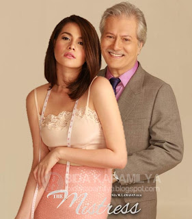 Bea Alonzo and Ronaldo Valdez have kissing scenes and love scenes in The Mistress