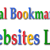 Free Dofollow Bookmarking Sites List 2015