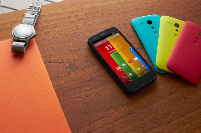 Motorola Moto G - 1st Gen