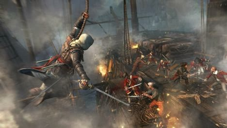 Assassin's Creed IV: Black Flag Freedom Cry - Xbox 360 Released