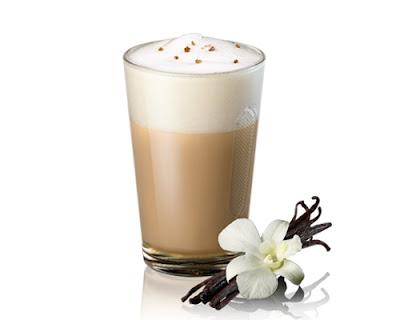 Latte Vanilla Cardamom