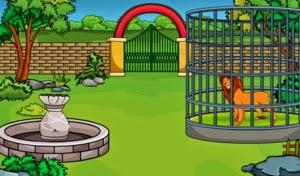 EnaGames Mini Zoo Escape