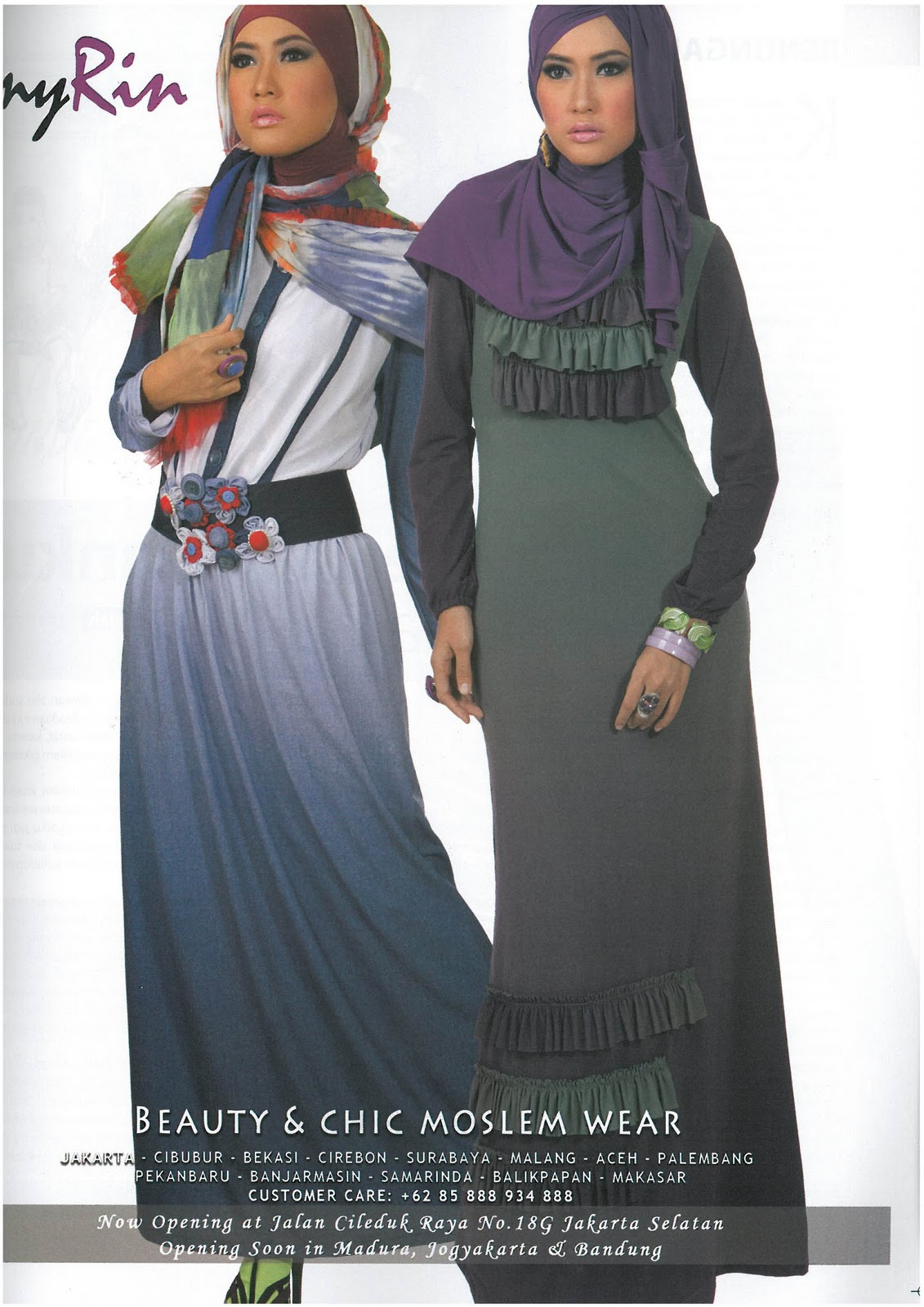 source Grand Opening MyRin Store-Malabis Moslem
