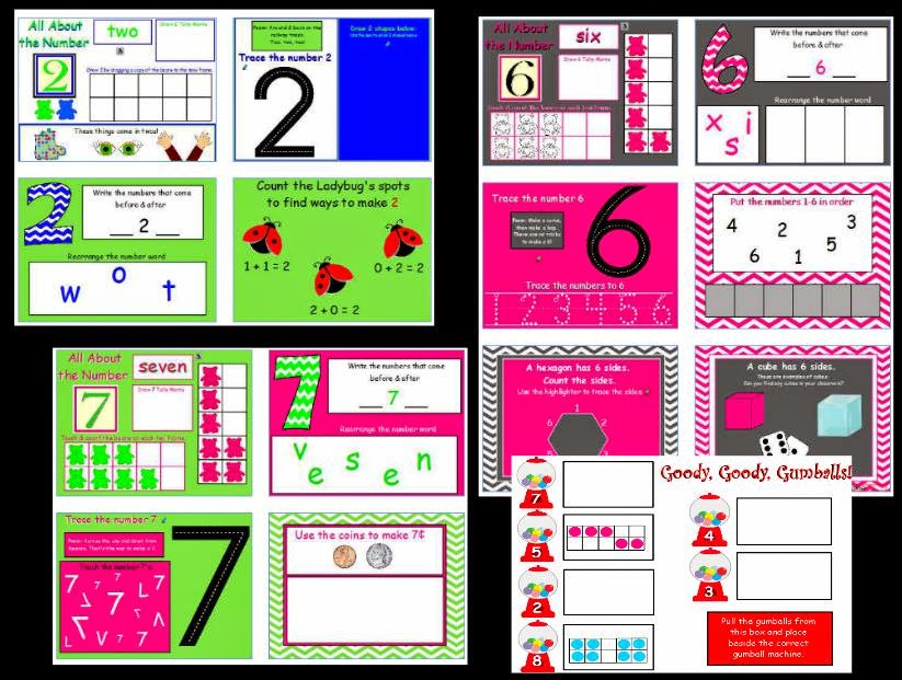 http://www.teacherspayteachers.com/Product/Know-It-All-Numbers-846306