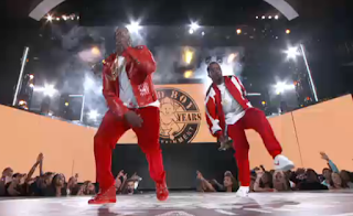 Pdiddy, Mase, Lil Kim, and Faith Evans Performs Together Again At The 2015 BET Awards