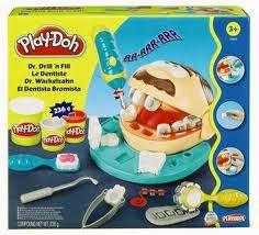 Play-Doh dentist kit