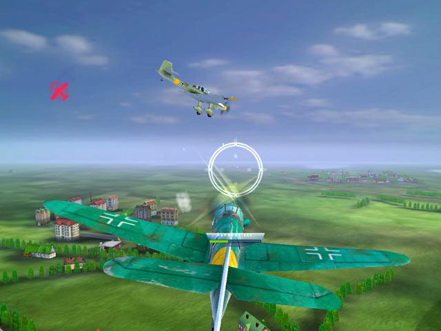 لعبة Sky Battle