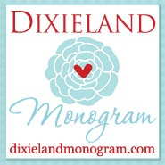 Sassy Sponsors: Dixieland Monogram