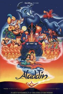 Aladdin Và Cây Đèn Thần - Aladdin (1992) Poster