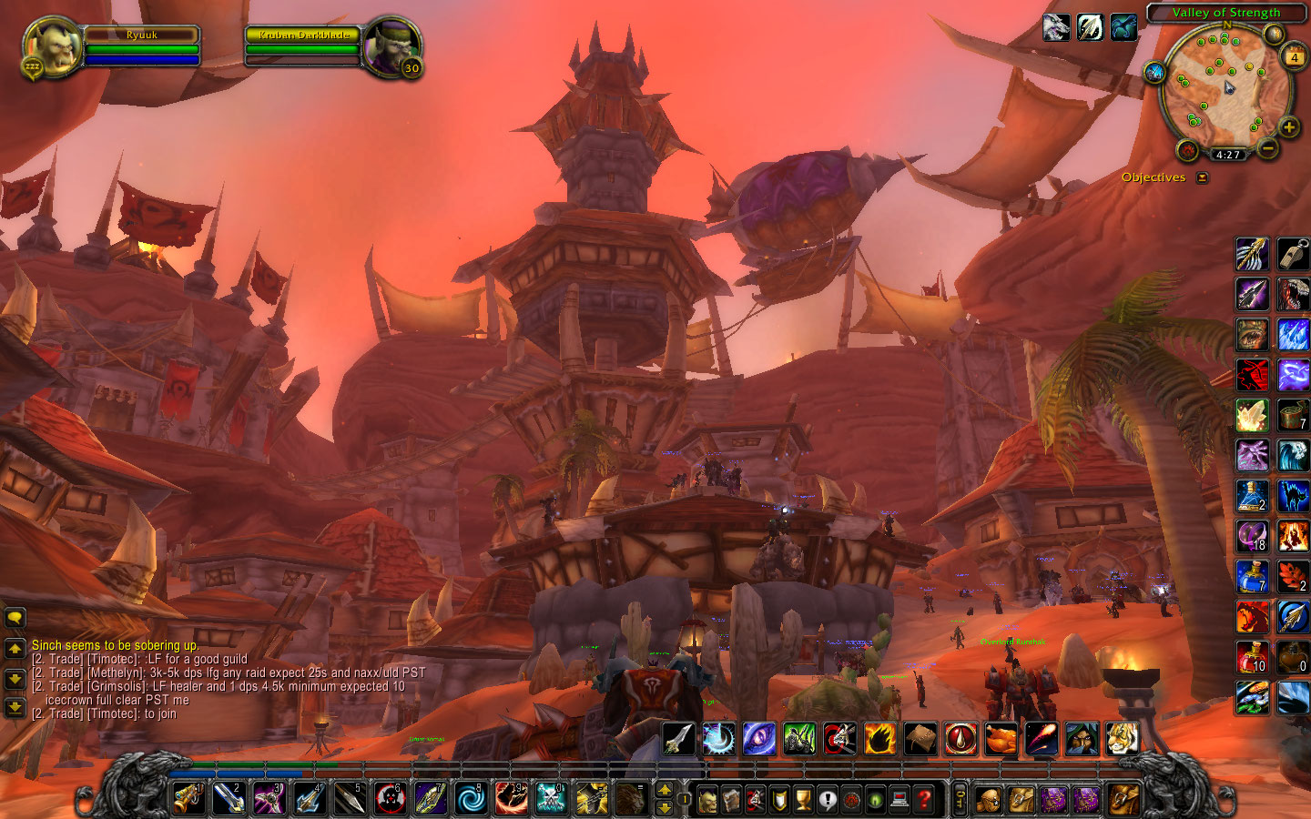 siege of orgrimmar how to get to second boss