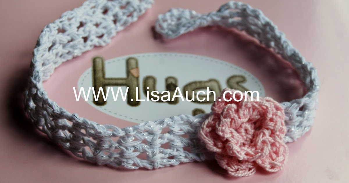 How to Crochet Baby Headbands Crochet Baby Headband ...