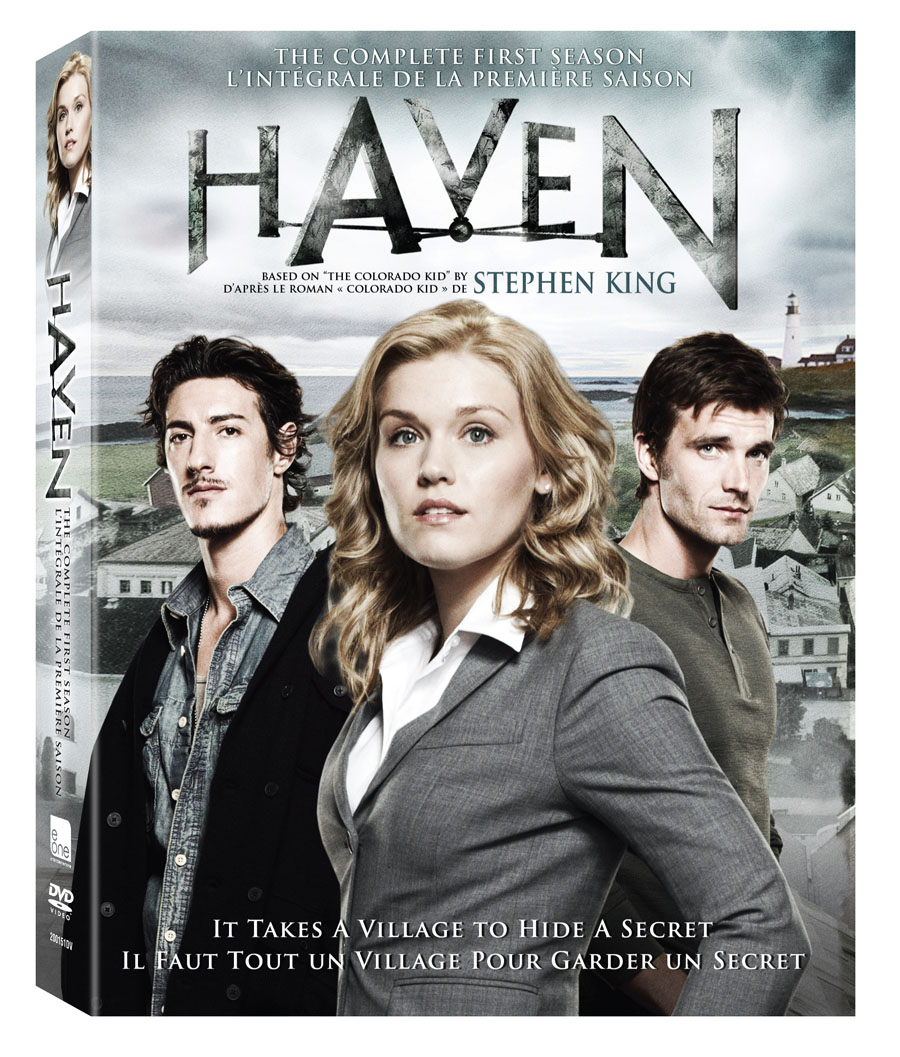 Lucifer Season 4 April 8th: Haven, Maine: Haven DVD Released Today