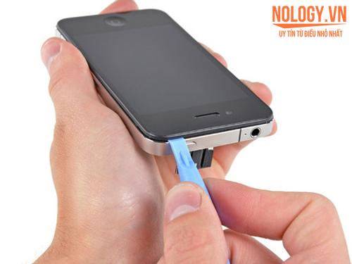 Thay màn hình iphone 4s giá rẻ tại Hà Nội