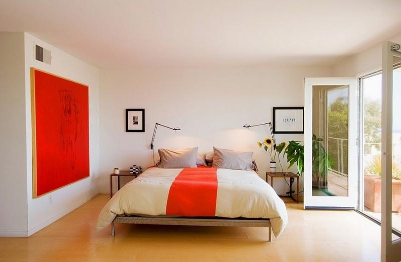 Desain Kamar Tidur Minimalis Yang Cantik dan Menawan